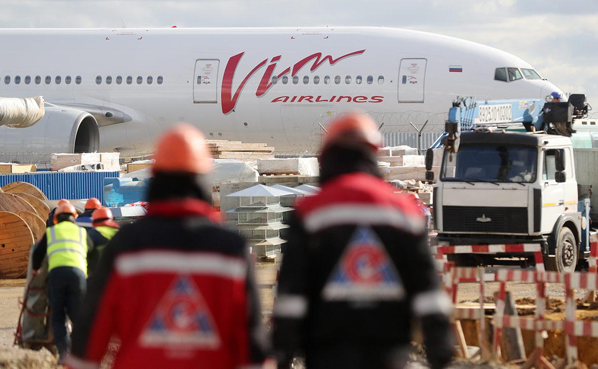 СК посчитал авиакомпанию «ВИМ-Авиа» пирамидой