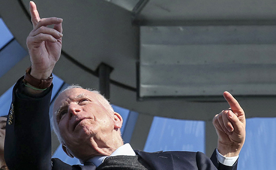 Маккейн назвал Россию крупнейшим игроком на Ближнем Востоке