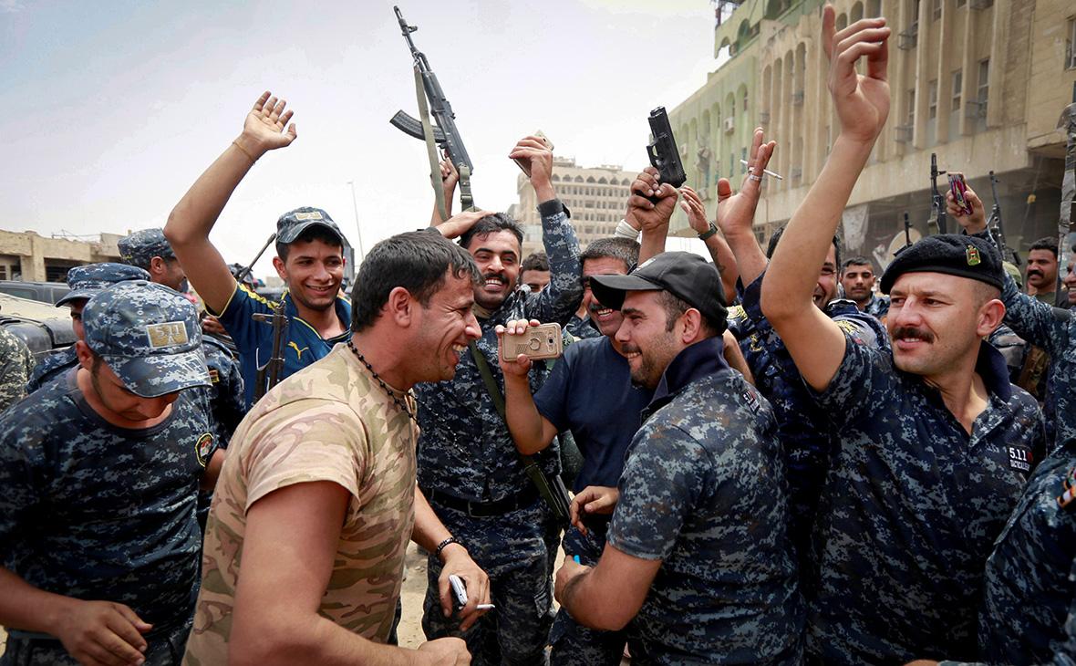 Из Ирака в Африку: как западная коалиция будет бороться с ИГ дальше