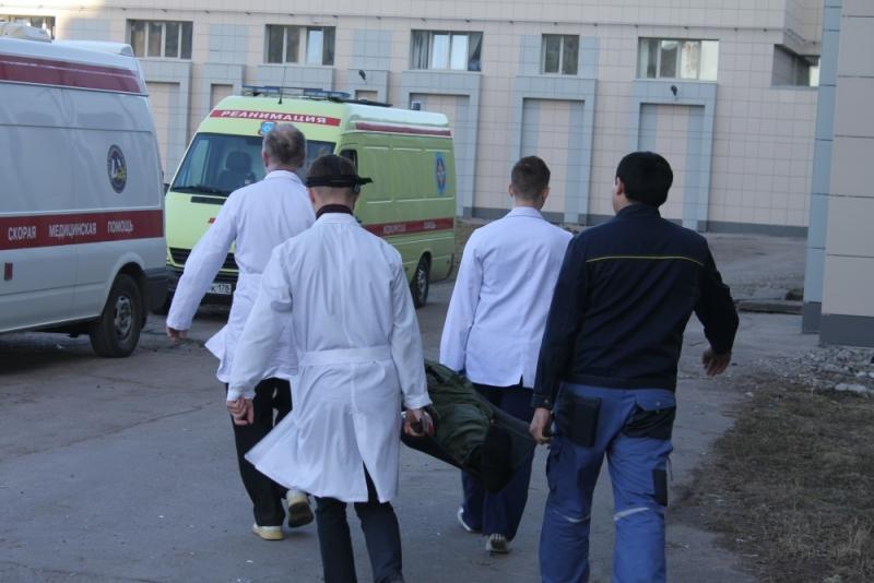 На заводе в Петербурге произошел взрыв