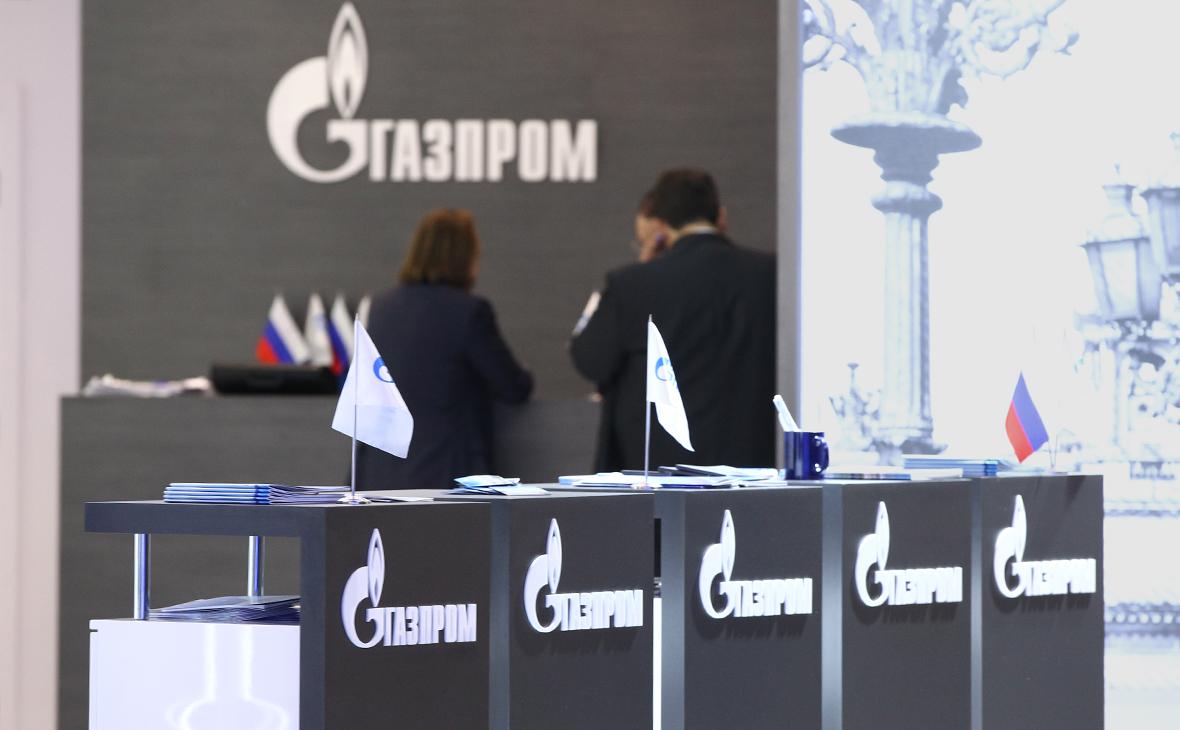 Прибыль «Газпрома» сократилась в 2017 году на четверть
