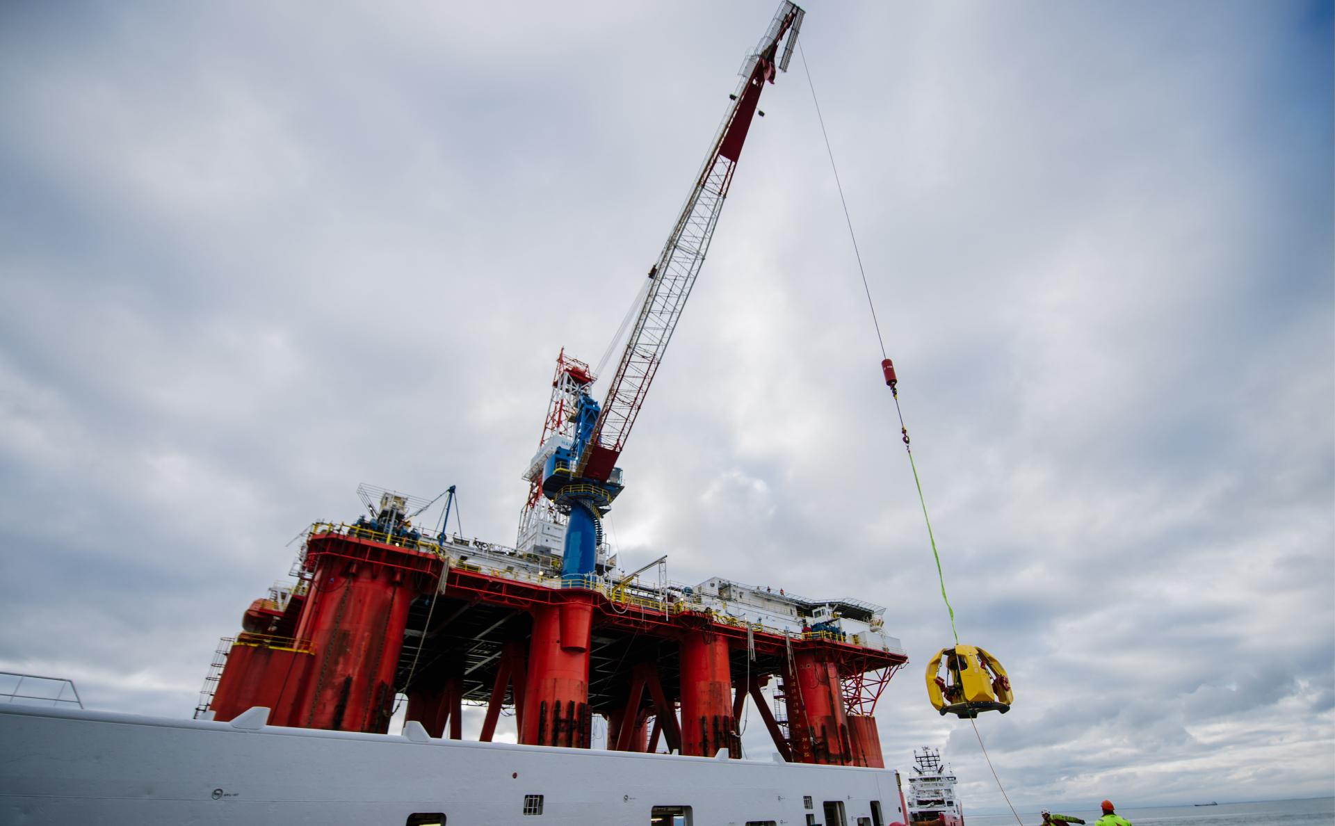В «Газпром нефти» заявили о готовности пойти с Shell в разведку