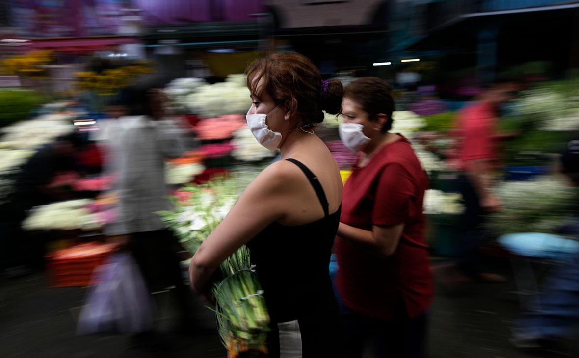 В Мексике зафиксировали первый случай заражения коронавирусом