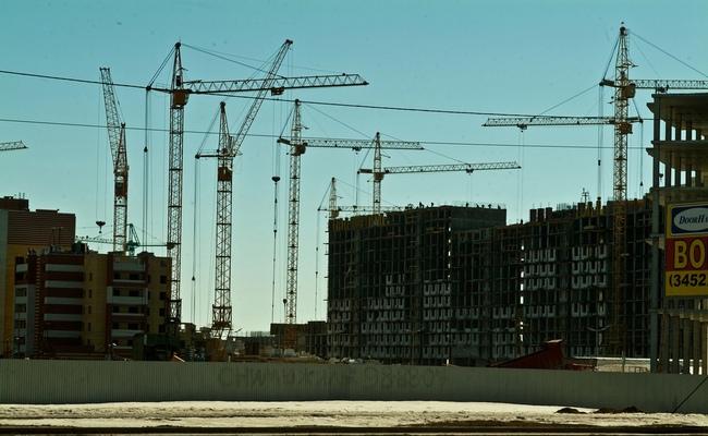 Назван процент компаний строительного сектора в предбанкротном состоянии