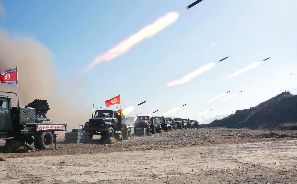 КНДР пообещала преподать США «жестокий урок»