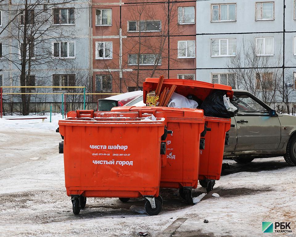 Отходы-в доходы: бороться с мусором в Казани будет «дочка» инвестора МСЗ