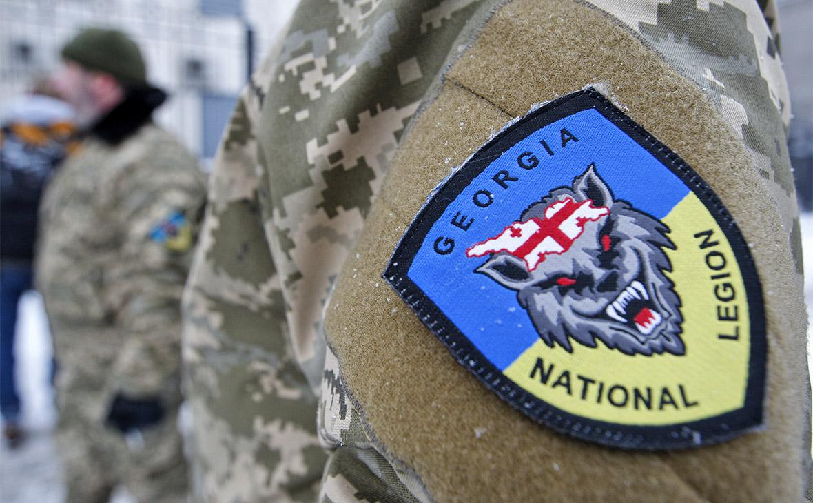 Командир «Грузинского легиона» опроверг выход из состава ВСУ