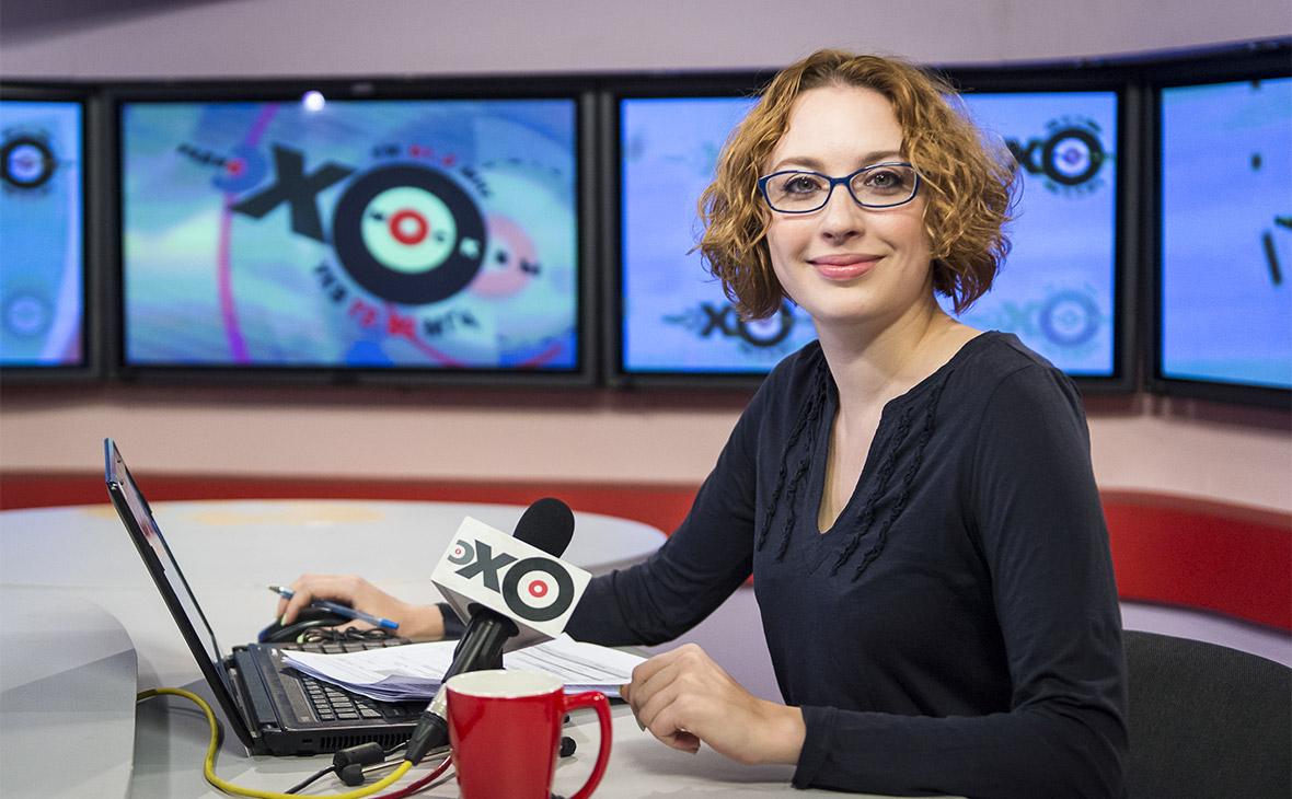 На ведущую «Эха Москвы» напали с ножом в редакции