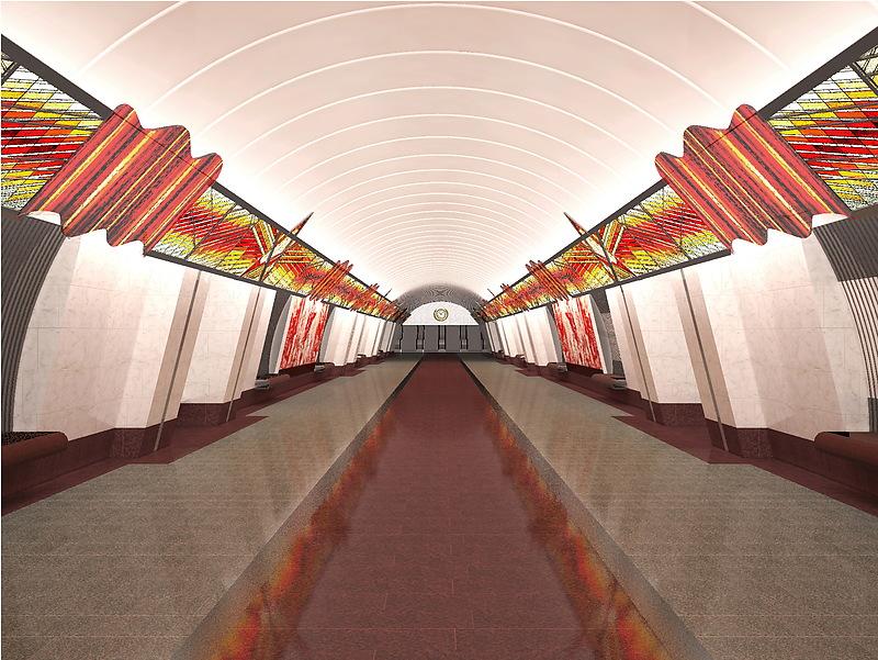 К концу года в Петербурге откроют три новые станции метро