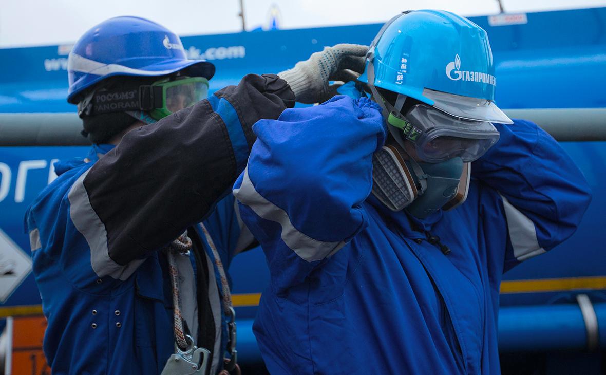 «Газпром» введет ограничения для вахтовиков из-за коронавируса
