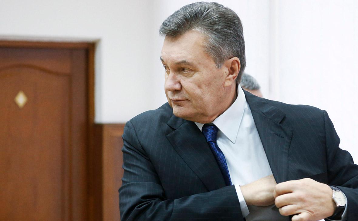 Януковичу продлили срок временного убежища в России