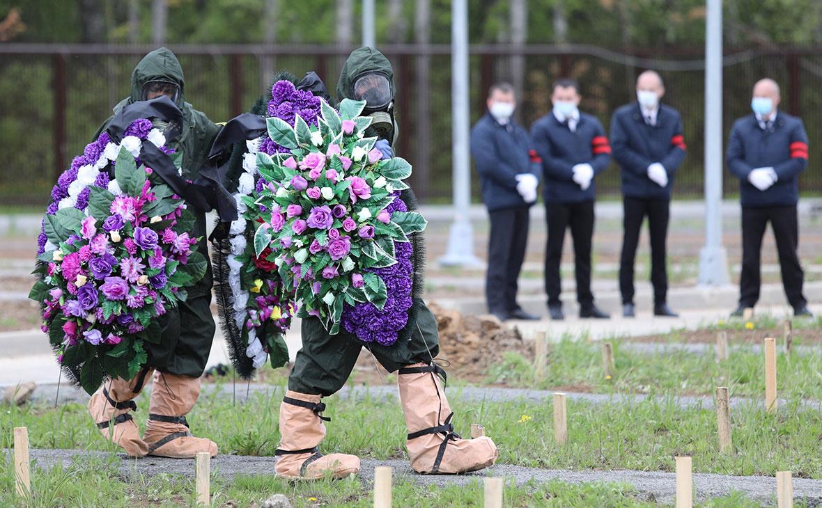 За сутки от коронавируса в России умерли 134 человека