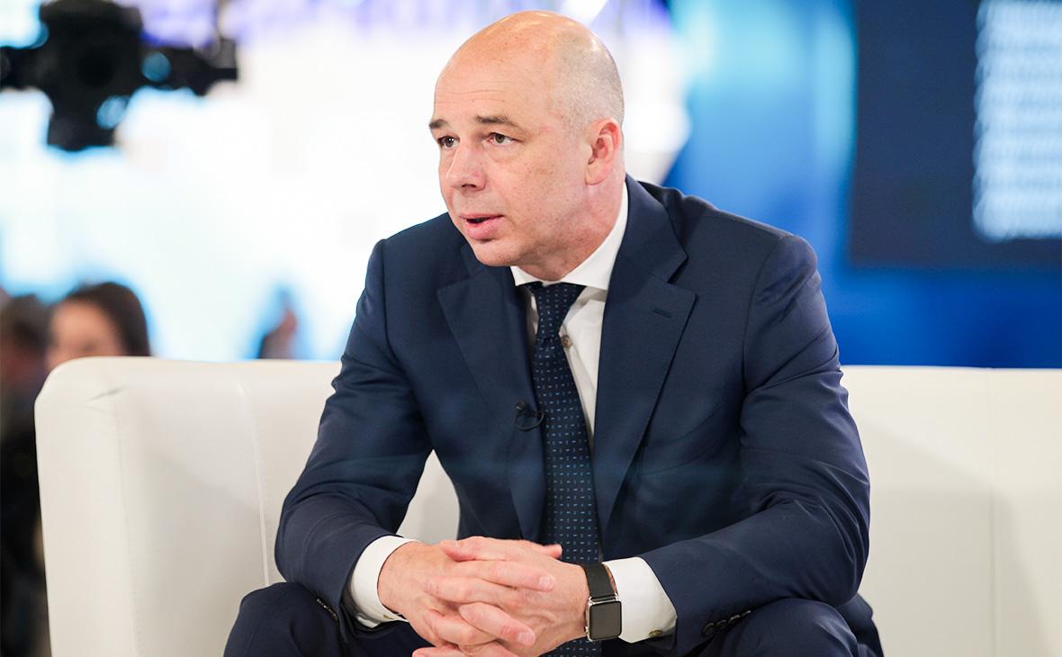 Силуанов посчитал приемлемой инфляцию из-за повышения НДС