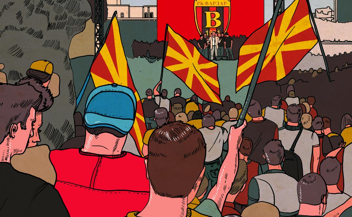 Расследование РБК: как россиянин стал самым богатым человеком Македонии
