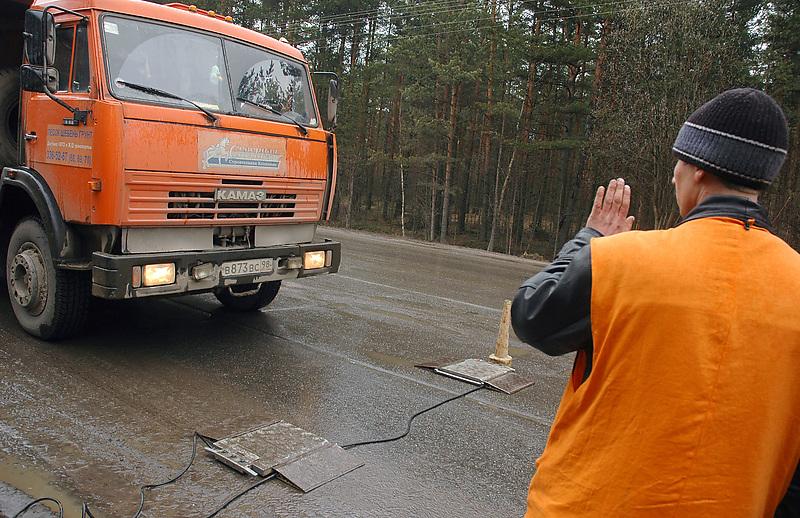 В Петербурге ужесточают систему контроля на дорогах