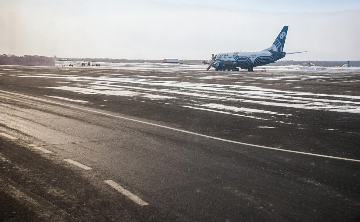 Минтранс предложил потратить 100 млрд руб. на аэропорты Дальнего Востока