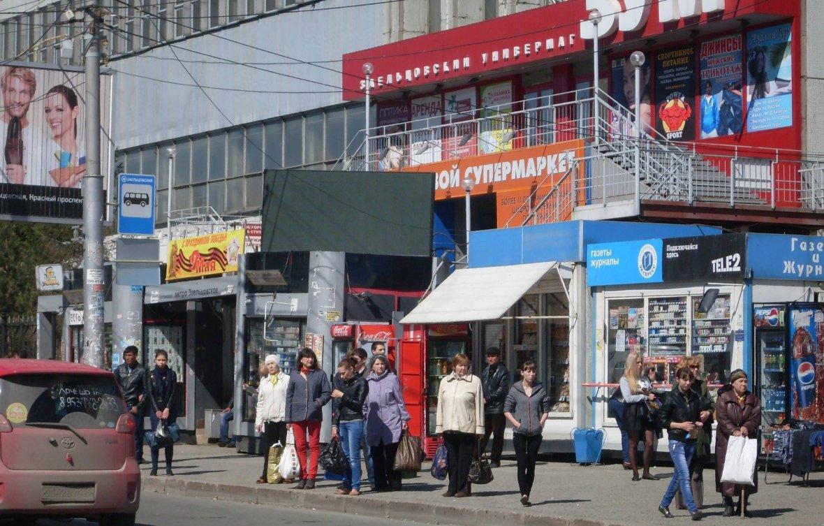 До миллиметра: с какой рекламой будут бороться на улицах Новосибирска