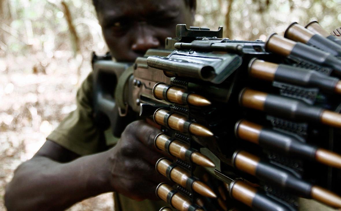 Украину назвали «ключевым элементом» схемы поставок оружия в Африку