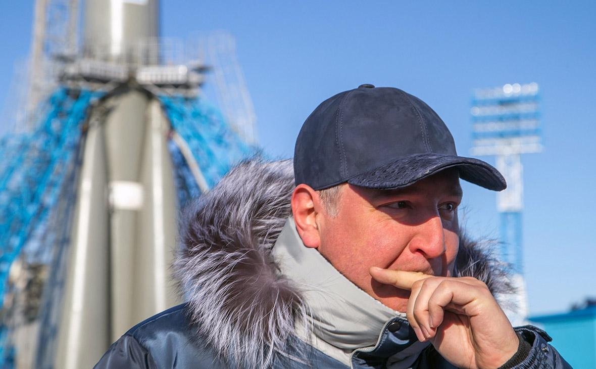 Рогозин обвинил США в нарушении условий использования ракетных двигателей