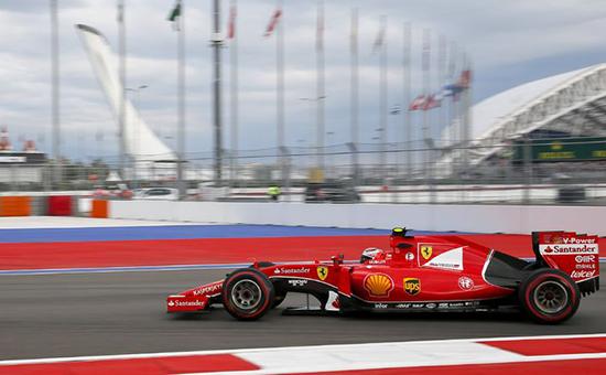 Гран-при России Формулы 1 в Сочи: что, когда и сколько
