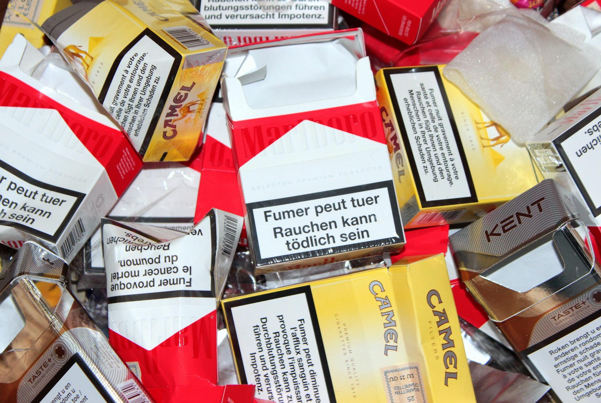 Дым отечества: в Новосибирске резко возрос ввоз контрабандного табака