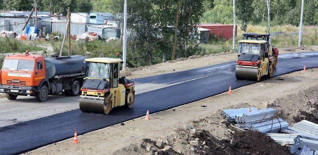 За ремонт дороги подрядчик внесен в «черный список»