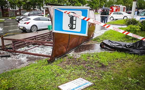 Жертвы и разрушения после урагана в Москве: что известно на данный момент