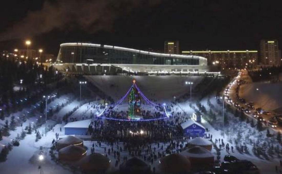 Башкирия на открытие гостевых юрт Деда Мороза выделит полмиллиона рублей