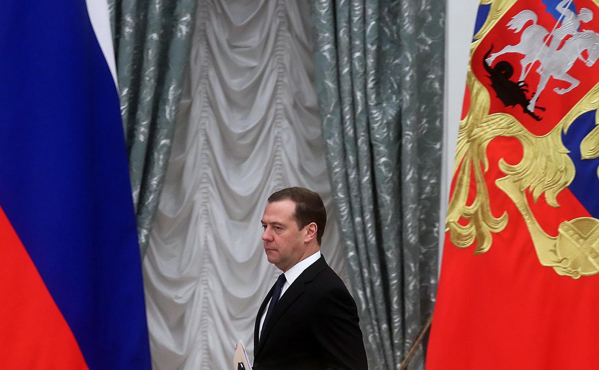 Медведев утвердил план по снижению смертности от ДТП до «нулевой»