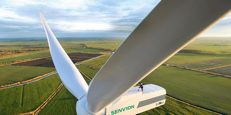 «Росатом» планирует производить на Кубани лопасти для ветрогенераторов
