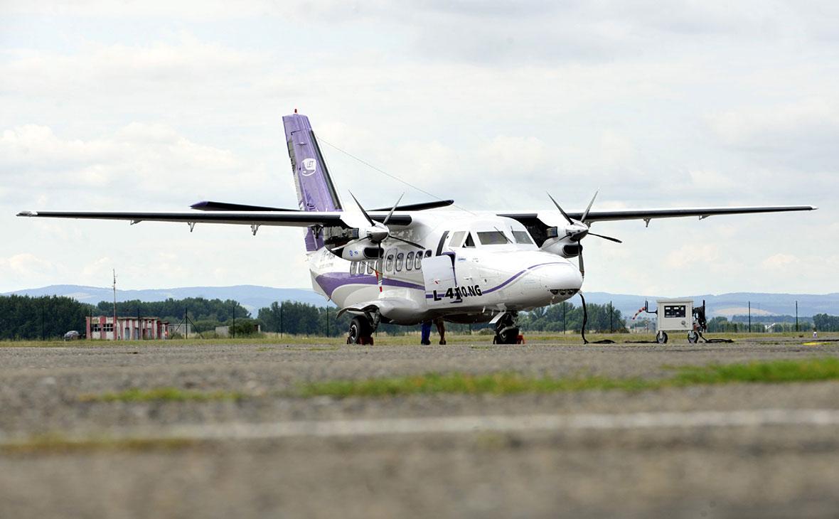 Пассажирский самолет разбился в Хабаровском крае