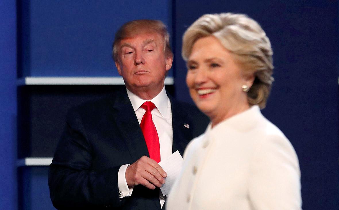 Трамп назвал Клинтон «наихудшим лузером всех времен»