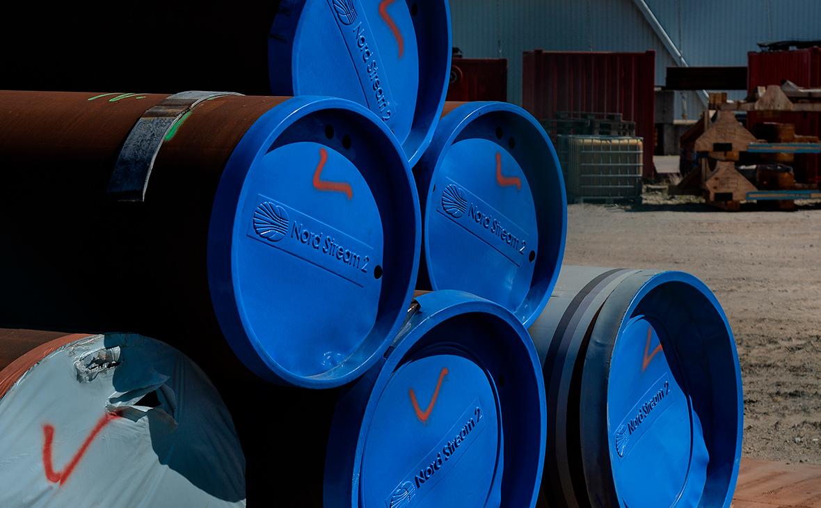 Законопроект США обяжет собрать данные обо всех участниках Nord Stream 2