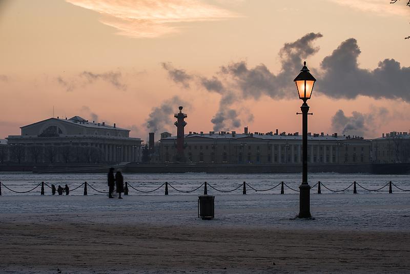 Петербург за пять минут: нестандартные кражи и языковой эксперимент