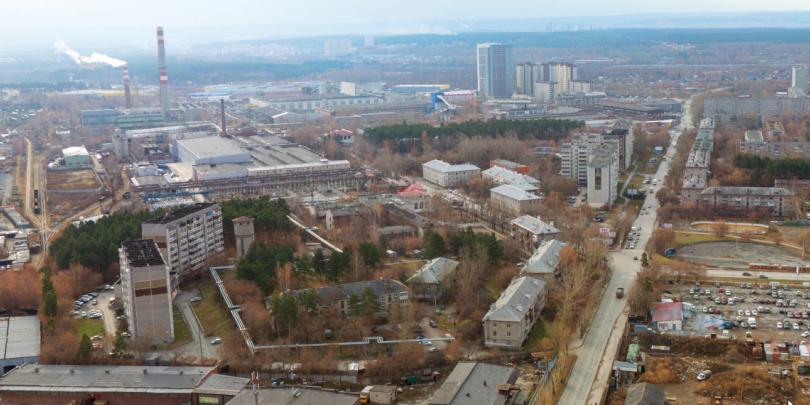 В Екатеринбурге завод ЖБИ закрывает несколько «лишних» цехов