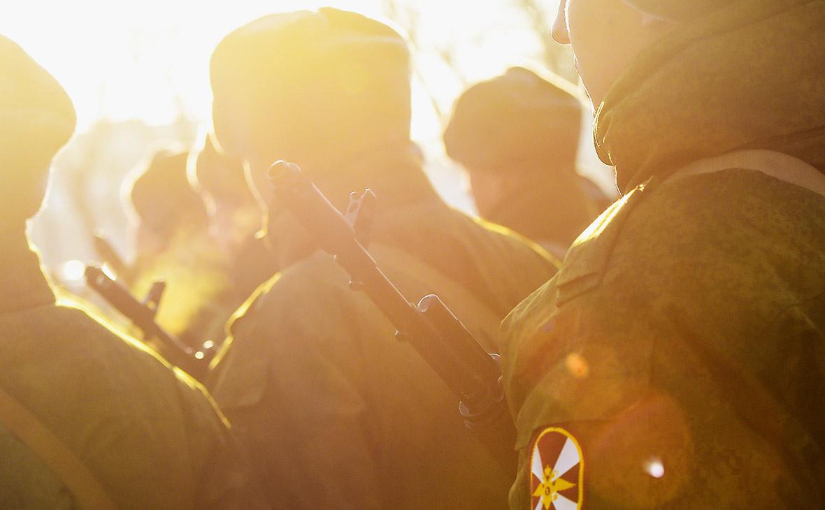 Сотрудник Росгвардии расстрелял сослуживцев в Чечне