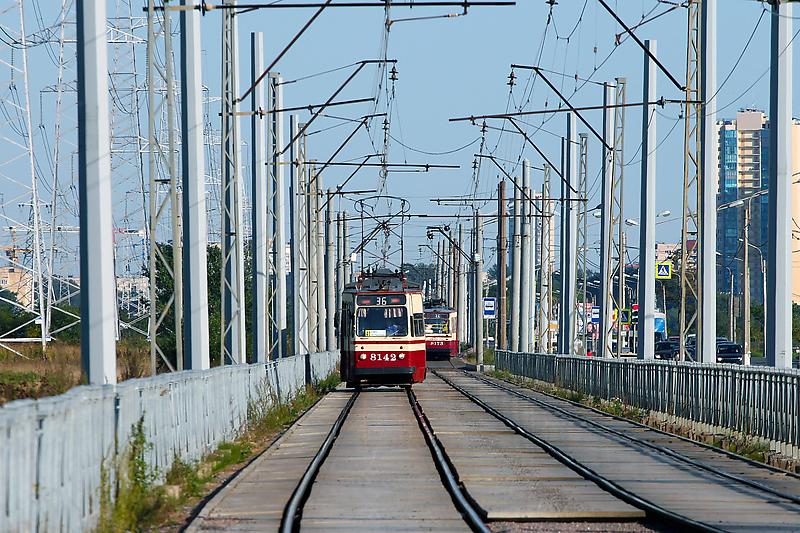 В Петербурге забуксовал масштабный транспортный проект