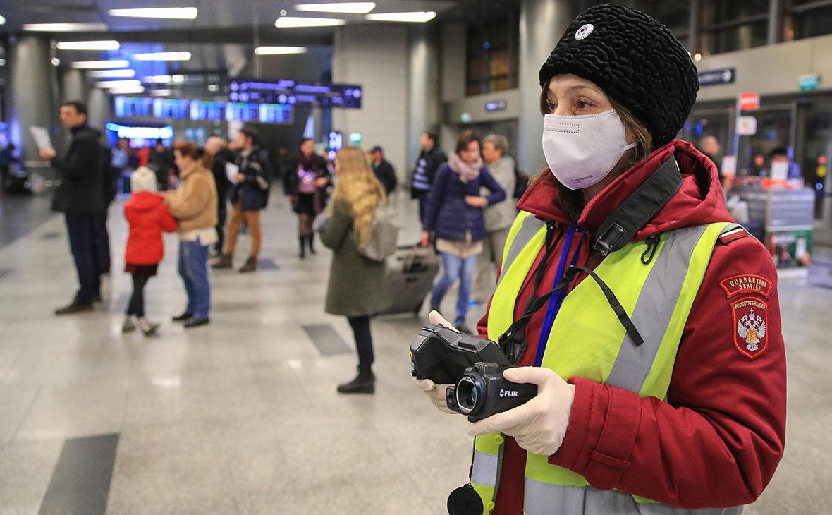 Собянин сообщил о госпитализации в Москве 24 человек из-за коронавируса