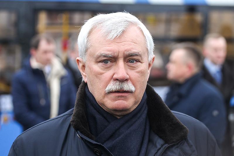 Полтавченко одобрил «двойное» название для улиц в центре Петербурга