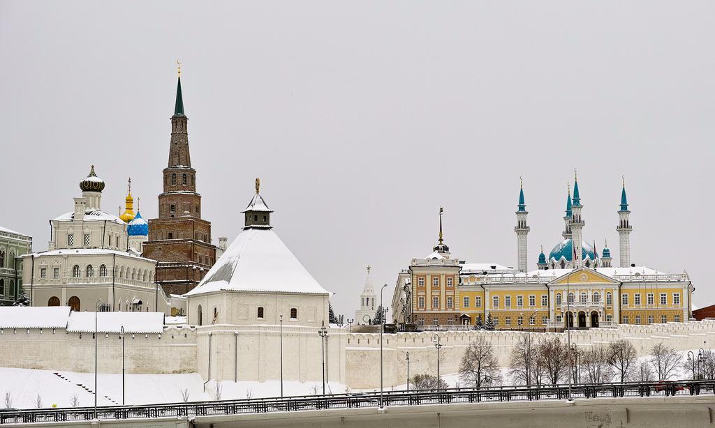 Казанский Кремль заработал 111,2 млн рублей за год