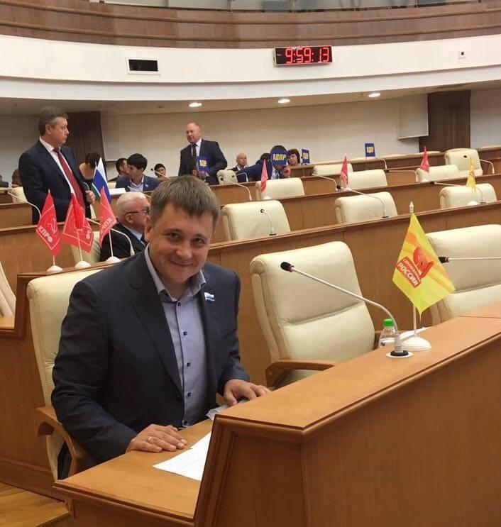 Жуковский будет временным директором «Омскэлектро» до октября