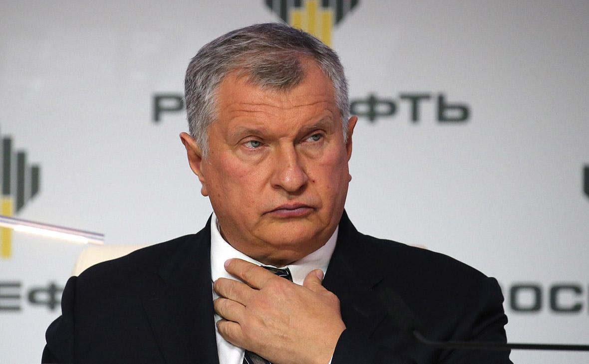 Сечина в четвертый раз вызвали в суд по делу Улюкаева
