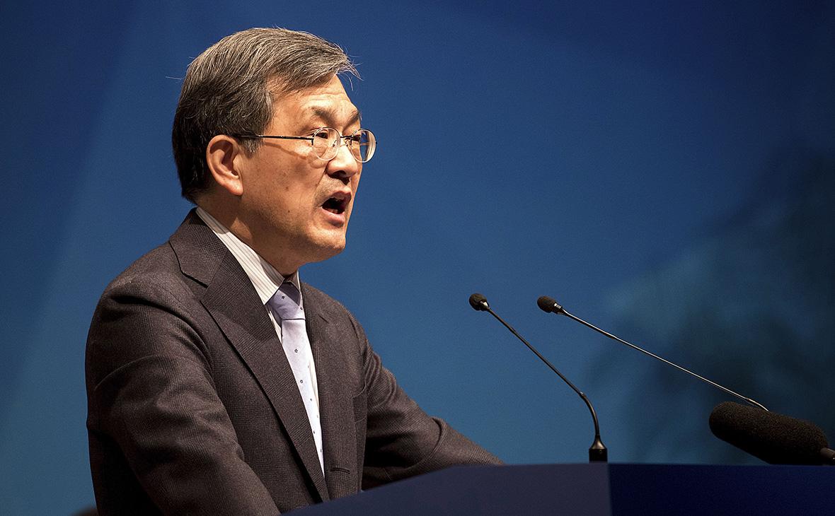 Вице-президент Samsung ушел в отставку на фоне «беспрецедентного кризиса»