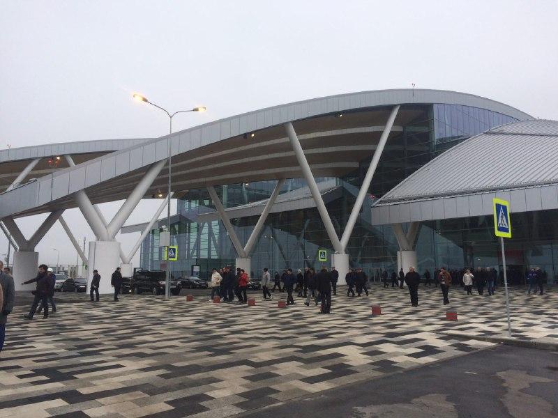 Транспорт из Ростова к «Платову» начнет ходить 1 декабря 2017 года