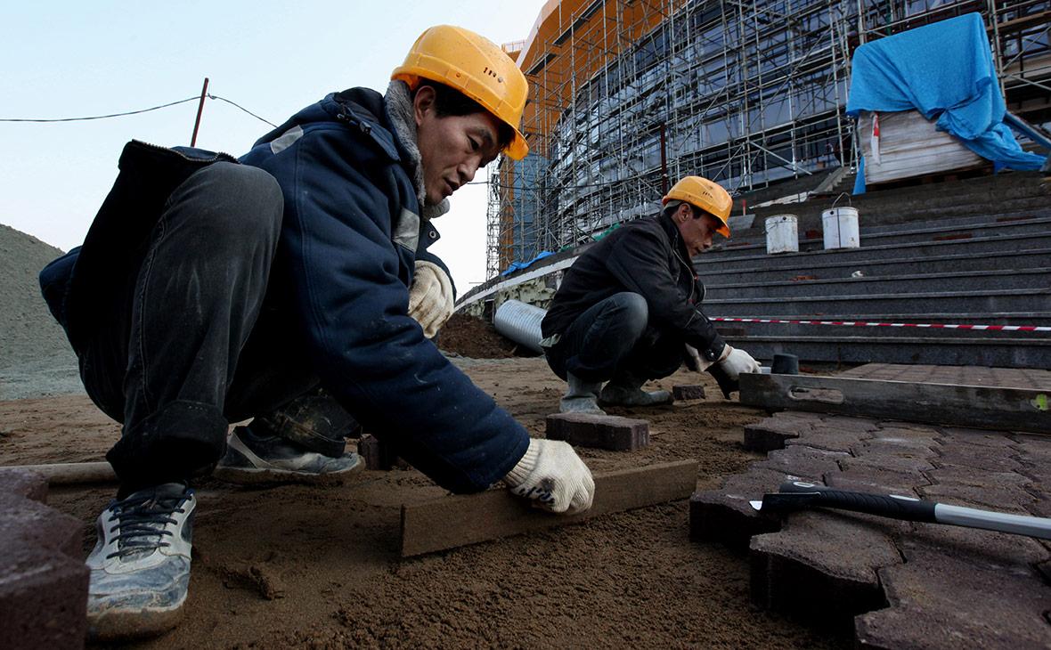 МВД заявило о сокращении для рабочих из КНДР срока пребывания в России