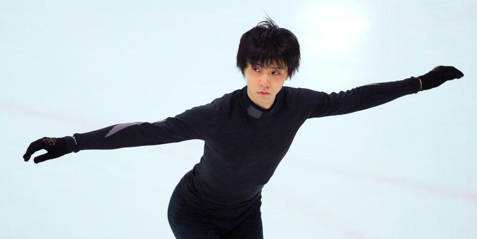 Олимпийский чемпион Юдзуру Ханю побил мировой рекорд в фигурном катании