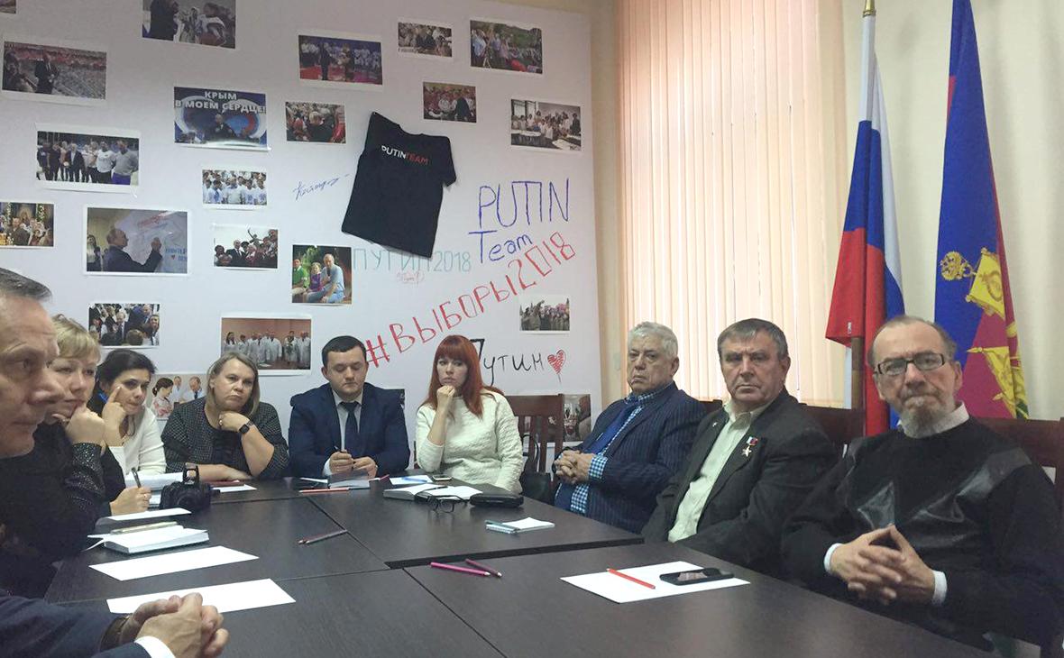 Стало известно, кто возглавил региональный штаб Путина на Кубани