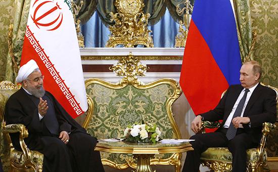 Россия иИран договорились обезвизовых поездках длятуристических групп