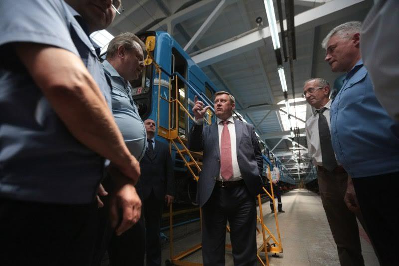 Мэр Локоть попросит у Путина денег на строительство метро в Новосибирске