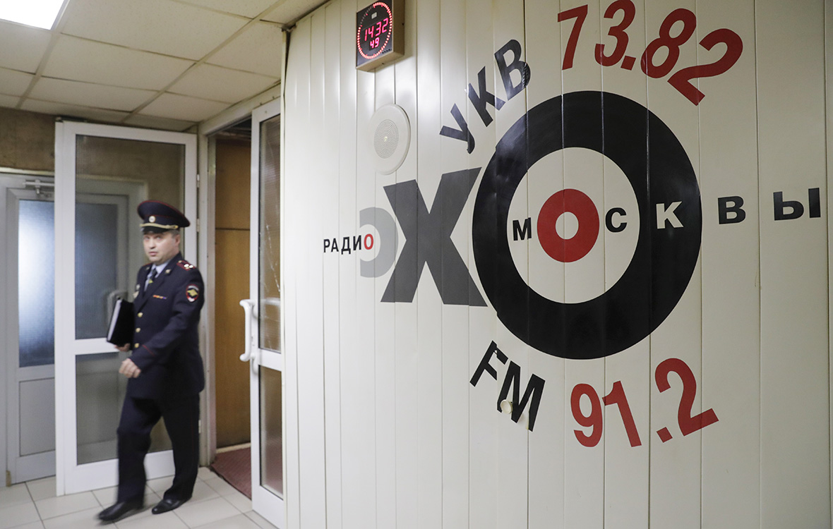 Нож в ньюсруме: почему стало возможным нападение в редакции «Эха Москвы»